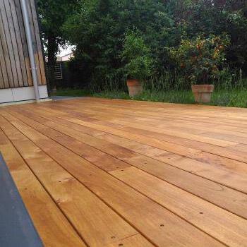 pavimenti legno moduli giardino modena