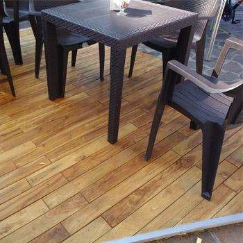 preventivo pavimenti in legno per esterno modena